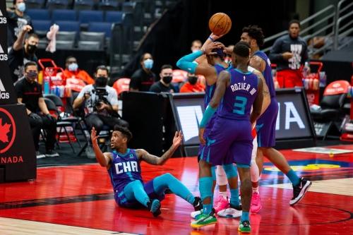 Recap: Hornets second half comeback falls short in loss to the Raptors, 111-108
