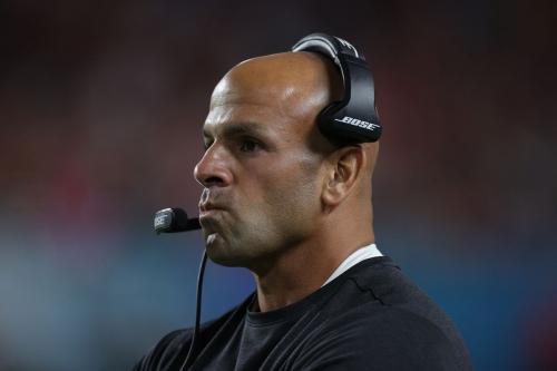 New York Jets to hire Robert Saleh