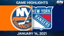 Anders Lee records two points as Islanders blank Rangers