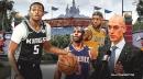 De'Aaron Fox blasts NBA bubble, dishes on 'terrible' experience