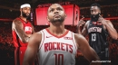 Eric Gordon defends James Harden after messy exit with Rockets