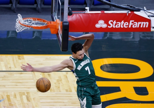 Point Forward Podcast: How does Bucks picture change with James Harden in the Eastern Conference?