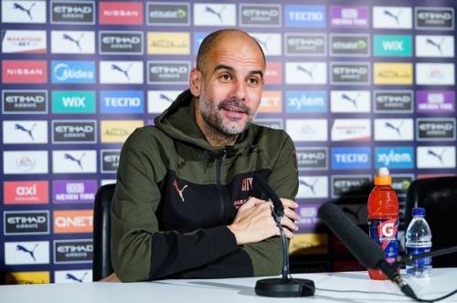 Pep Guardiola Man City press conference LIVE