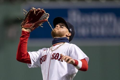 MLB Network ranks Alex Verdugo number four among top center fielders
