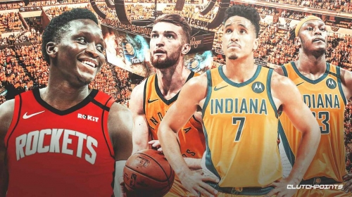 Losing Victor Oladipo won't hurt Pacers much, claims Malcolm Brogdon