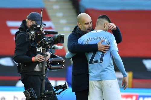Man City get injury boost ahead of Crystal Palace game