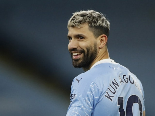 Team News: Man City without Sergio Aguero for Crystal Palace clash