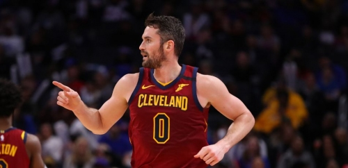 NBA Rumors: Kevin Love Could Be Headed To Heat For Andre Iguodala, Kelly Olynyk, And Two First-Round Picks