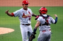 Cardinals, Reyes agree on one-year, $900,000 deal to avoid arbitration; Bader, Hicks, Flaherty still in talks as deadline ticks