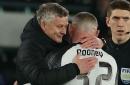 Man United manager Solskjaer sends message to Wayne Rooney upon retirement