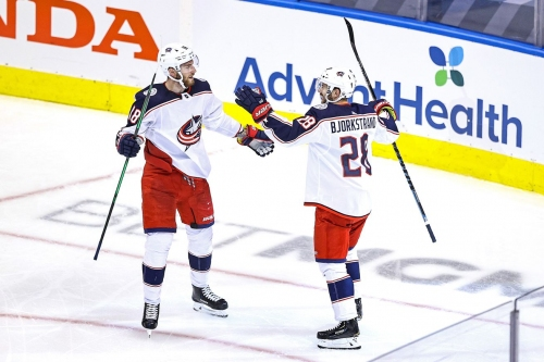 Blue Jackets possible milestones for the 2020-21 season
