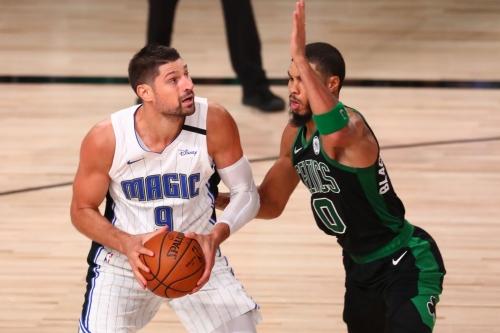 Orlando Magic at Boston Celtics Game #11 1/14/21