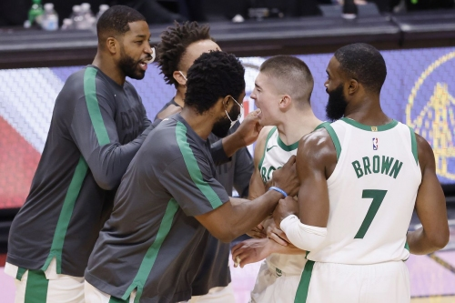 Celtics are a go against Magic with twelve healthy players