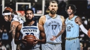 Friday's Grizzlies-Timberwolves postponed due to health and safety protocols