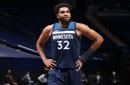 Karl-Anthony Towns Tests Positive For COVID-19; Game Against Grizzlies Postponed