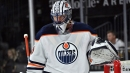 Oilers place goalie Mike Smith on long-term injured reserve