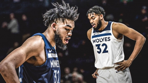 Karl-Anthony Towns' positive COVID-19 result has Timberwolves president 'heartbroken'