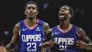 Clippers guards Lou Williams, Patrick Beverley out vs. Kings
