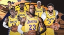 Anthony Davis reveals LeBron James' rank in Lakers' shooting hierarchy