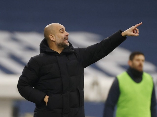 Pep Guardiola out to make it third time lucky against Crystal Palace