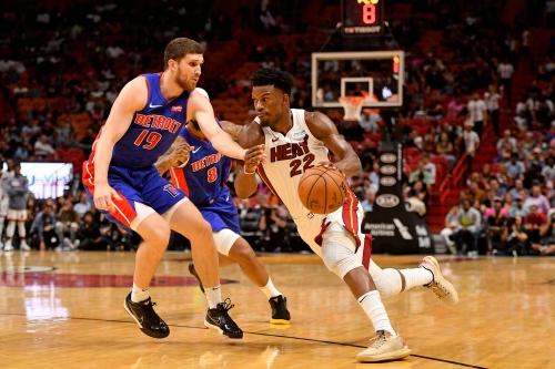 Detroit Pistons game vs. Miami Heat: Time, TV, more info