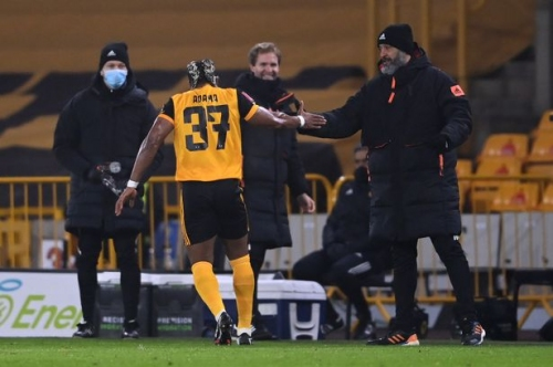 Boly, Traore and Neto start in attacking Wolves XI vs West Brom