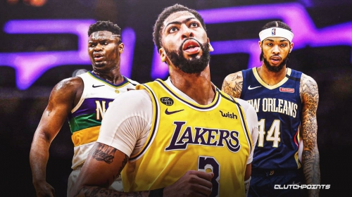 """Anthony Davis shows why he's the """"centerpiece"""" of the Lakers defense"""