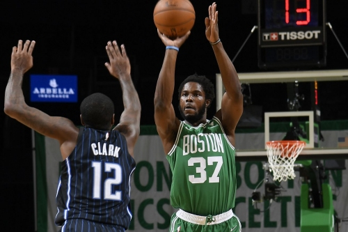 Full Ojeleye: patience and persistence pay off for Semi