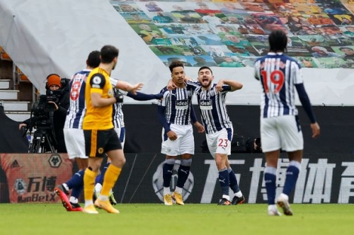 Wolves ratings after shambolic showing hands Albion derby win