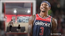 VIDEO: Bradley Beal's son adorably gets buckets just like his dad