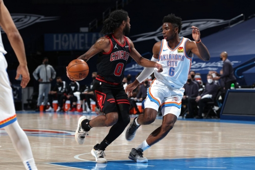 Bulls vs. Thunder highlights: another late game collapse where Chicago can't hold on to the ball