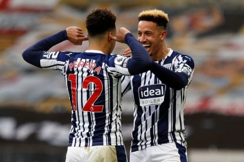Peter Odemwingie's message for West Brom after Wolves win