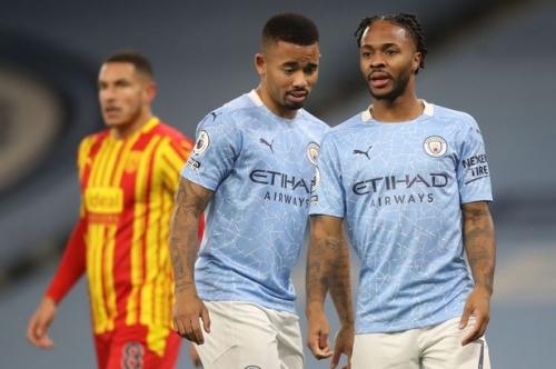 Predicted Man City starting XI vs Crystal Palace