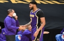 Lakers News: Frank Vogel Not Concerned By Anthony Davis' 'Nagging Injuries'