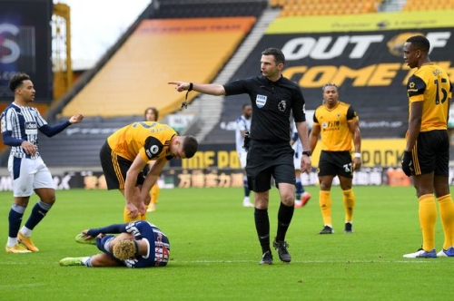 The national media verdict as Wolves are stunned by West Brom