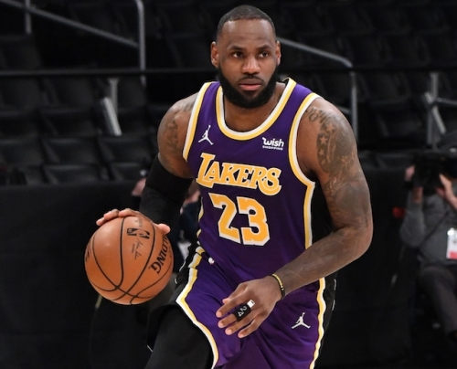 LeBron James: Lakers Just Had To Settle In Against Pelicans