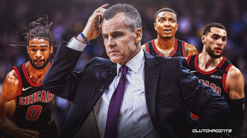 Billy Donovan gets real on Bulls' winning problems