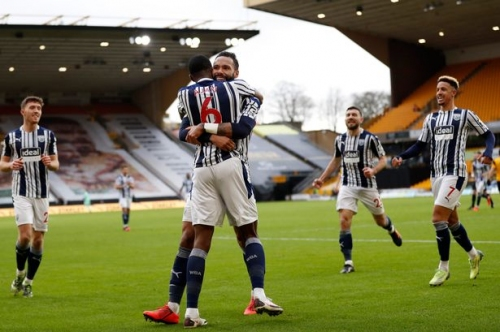 Wolves favourite regrets 'dangerous' message as West Brom fans pile in