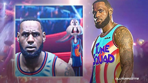 LeBron James' 'Space Jam: A New Legacy' releases first footage from anticipated sequel