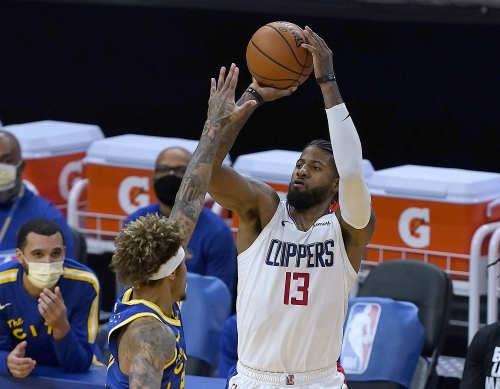 Paul George's hot start backs up Clippers' investment