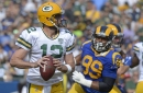 NFL Divisional Playoffs Weekend: Los Angeles Rams vs Green Bay Packers
