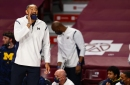 Michigan basketball coach Juwan Howard on team's turnovers in loss to Minnesota