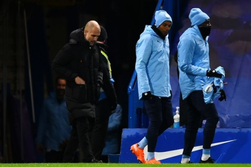 Pep Guardiola senses familiar feeling among Man City players