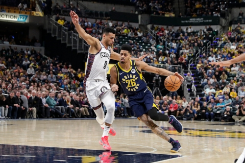 Pacers' guard Jeremy Lamb 'getting very close' to return from ACL injury