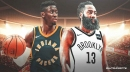 Caris LeVert's physical hiccup cashes Pacers another pick in James Harden trade
