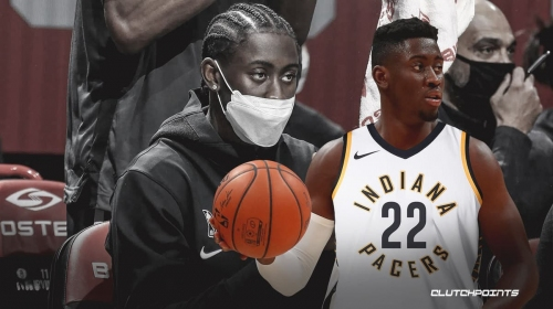 Caris LeVert's status is up in the air after Pacers discover scary injury in kidney