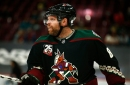Phil Kessel, Oliver Ekman-Larsson help Coyotes beat Sharks for first win of the season