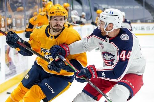 Game Thread: Predators vs. Blue Jackets 1/16/21