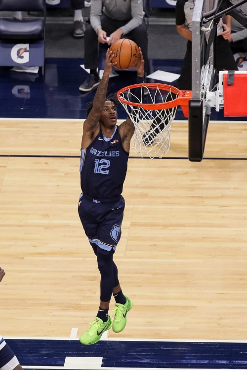 Grizzlies' Ja Morant back from injury, will start against Philadelphia 76ers Saturday