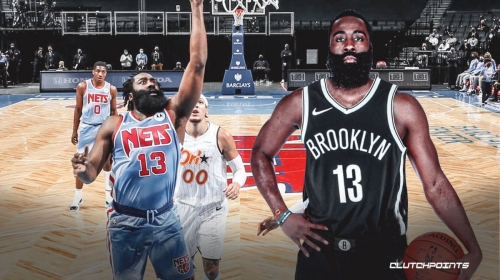 James Harden sets Nets record in debut with new team